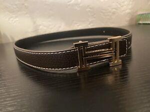 Hermes belt 31 Inches In Length (fully)