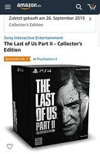 The Last Of Us Part 2 II Collectors Edition Ps4 Pre Order Confirmed (Germany)