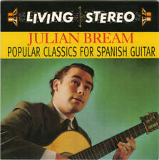 JULIAN BREAM Popular Classics For Spanish Guitar RCA LIVING STEREO CD
