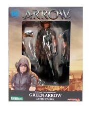 KOTOBUKIYA ARTFX+ DC CW TV SHOW GREEN ARROW 1/10 SCALE STATUE BRAND NEW N HAND