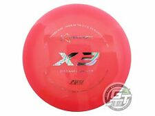 New Prodigy Discs 750 X3 173g Pink Oil Slick Foil Distance Driver Golf Disc
