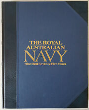 The Royal Australian Navy The First Seventy-Five Years Ross Gillett  Phil Belbin