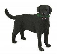 New ListingLabrador Retriever Dog Lab Figurine Black Pet Safari Ltd Toy Animal Standing New