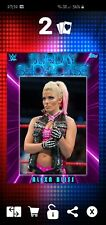 Topps WWE Slam Digital Card Alexa Bliss Sunday Showcase award 2020