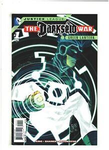 Justice League: The Darkseid War- Green Lantern #1 NM- 9.2 DC Comics 2016