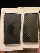 2 New Element Vapor 4 iPhone 4 Case Silver
