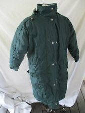 Triple Fat Goose authentic green down winter ski parka hoodie coat Small