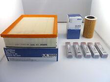 Ford Focus 2.5 ST Petrol Service Kit Oil Air Filter Spark Plugs 05-11 *OE MAHLE*