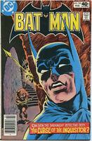 Batman 320 VF  (1940)   *CBX34