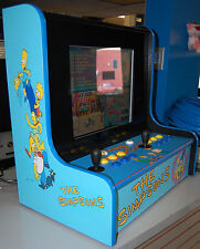 Bar Top Multiple Games Arcade Cabinet! Simpsons, X-Men, TNMT, Tapper! Pandora