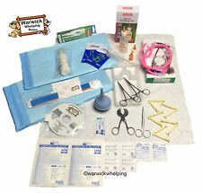 Select Warwick Whelping ™ Kit Dog Puppy Bottle thermometer  + Scales FREE CD