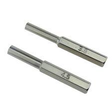 3,8 mm+4,5 mm Sicherheits-Schraubendreher Werkzeug-Set für Nintendo NGC /N64 Se