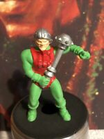 Vintage MOTU Masters of the Universe Action Figure Eraser 1984 Man at Arms