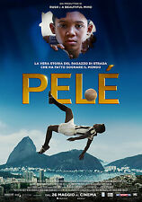 PELE BIRTH OF A LEGEND MOVIE POSTER KEVIN DE PAULA SEU JORGE VINCENT D'ONOFRIO