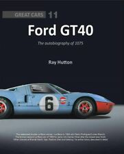 Ford GT40 - autobiography of 1075 (Gulf Le Mans Spa Sebring Shelby) Buch book