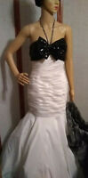 Formal Evening Gown - Prom Dress - Award Banquet - Mermaid Style - Size 2