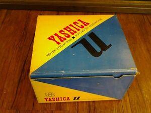 Vintage Camera Yashica Reflex Zoom Lens w/Automatic 8mm Movie Camera New-Japan