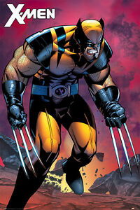 Marvel Comics X-Men (Wolverine Maxi Poster - 61cm x 91.5cm - PP34118 - 718