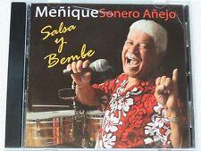 Menique Salsa Y Bembe Sonero Anejo De Panama!!