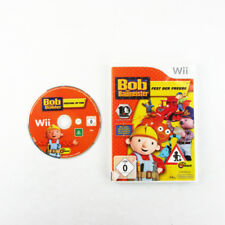 Nintendo Wii Game Bob the Builder - Fixed Joy + Boxed without Instructions #A
