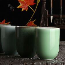on sales 220ml lover cup porcelain cup for tea/coffee longquan celadon big cups
