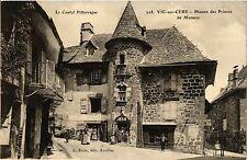 CPA   Le Cantal Pittoresque -ic-sur-Cére -Maison des Princes de Monaco  (435898)