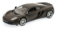 Minichamps 1/18 MCLAREN MP4-12C - 2011 - MATT BLACK   110133021