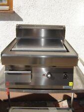 Grillplatte, Grill, Dexion, Gas 3,7 kW Imbiß Bräter Gico Neu Profigerät Hartcrom