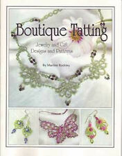 Handy Hands - Boutique Tatting By Marilee Rockley - Tatted Jewelry & Gifts