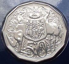 2006 Australian Fifty 50c Cent Coin - Uncirculated - Elizabeth II - Ex Mint Set
