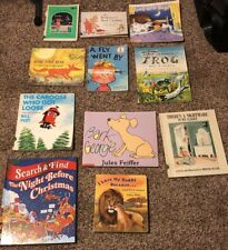 Lot Of 11 Kids Books I Love My Daddy Because Fox At School Snug As A Bug & More