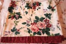 Waverly Home Fashions Shabby Cottage Chic Curtain Valances (3) Floral Fruit B12