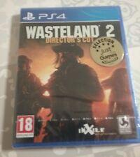 Jeu Playstation 4  Ps4  Wasteland 2  Director's Cut  Neuf
