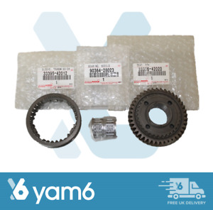 GENUINE TOYOTA 5TH GEAR REPAIR KIT 3PC 41 TEETH FITS RAV4 2.0 33336-42020