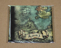 Risen 3 Titan Lords Promo Cloth Map / Screen Cleaner Playstation 3 4 Xbox 360