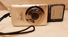 Canon PowerShot ELPH 1100 HS 12.1MP Digital Camera Silver