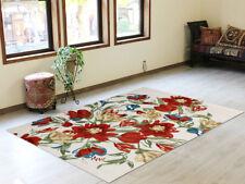 Ballard Aubusson Flora 5' x 8' Oriental Style Handmade Tufted Woolen Rugs Carpet