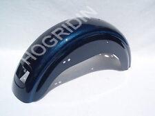 Harley dyna low rider fxdl fxdli rear fender blue super glide custom  59654-03xp