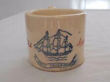 Old Antique Vintage Old Spice Shaving Mug Ship Friendship