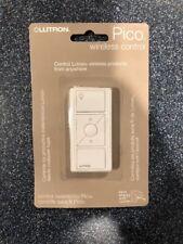 Lutron Pico UPJ-3BRL-GWH-101 Pico Remote Control with Favorite Setting, White