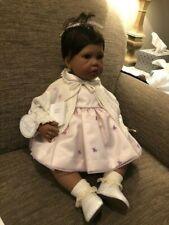 Lee Middleton doll by Reva Schick   Baby's First Prayer