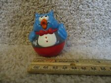 Playskool People Weebles part Castle home Palace Man Owl Bird Waiter town toy