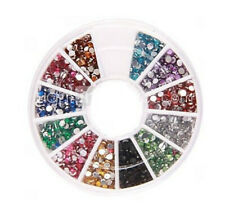 1200 Strass pour Décoration Ongles Briller Crystals