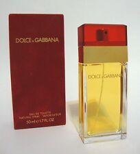 DOLCE & GABBANA RED BOX WOMEN PERFUME EDT 1.7 OZ SPRAY 50ML ORIGINAL FORMULA NIB