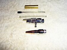New listing Five 30 Caliber Mini Bolt Action Chrome Bullet Pen Kits $8.50 each