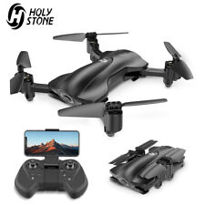 Holy Stone HS165 Foldable FPV Drone with 1080p HD Video...