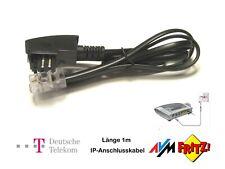 1 m IP Anschlusskabel  DSL Kabel TAE RJ45  Fritz!Box 7490 7590 Speedport 724 +*