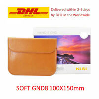 NiSi 100x150mm SOFT GND8 (0.9)3 Stop Nano IR Graduated Neutral Density Filter