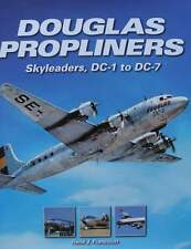 Book/book douglas propliners: skyleaders dc-1 to dc-7 (dc-2 plane, dc-3, dc 4