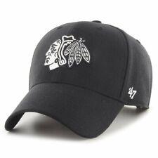 47 Brand Snapback Cap - MVP Chicago Blackhawks schwarz